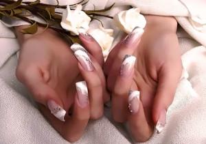 Как сделать коррекцию гелевых ногтей